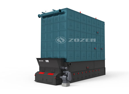 YLW series coal-fired/biomass-fired thermal fluid heater